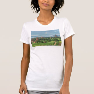 Temples in Bagan, Myanmar T-Shirt