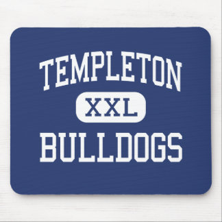 Templeton Bulldogs Middle Sussex Wisconsin Mousepads
