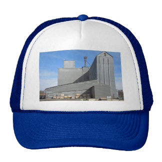 Templeton Feed and Grain Building Cap