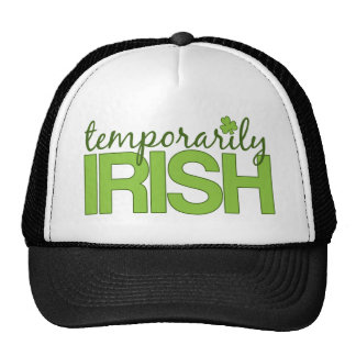 Temporarily Irish Cap