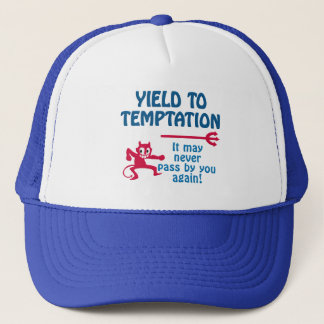 Temptation hat - choose color