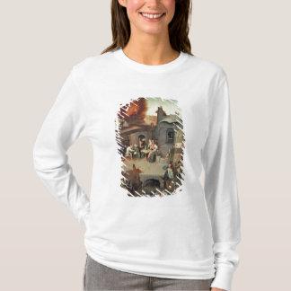 Temptation of Saint Anthony, c.1500 T-Shirt