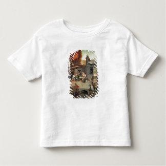 Temptation of Saint Anthony, c.1500 T-shirts