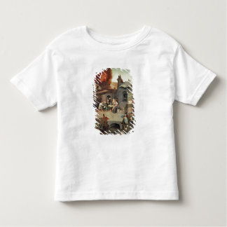 Temptation of Saint Anthony, c.1500 Toddler T-Shirt