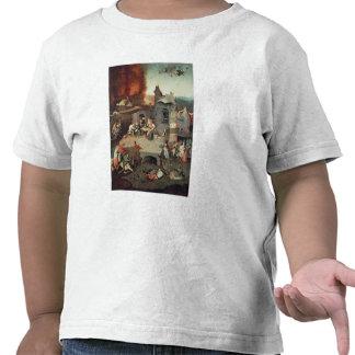 Temptation of Saint Anthony, c.1500 Tshirts