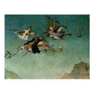 Temptation of St.Anthony Postcard