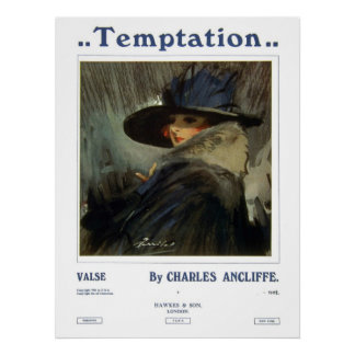 Temptation Posters