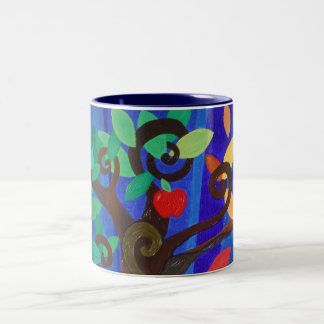 Temptation Two-Tone Coffee Mug