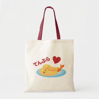 Tempura Love Tote Bag