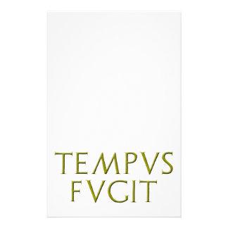 Tempus Fugit Stationery