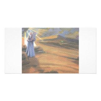 Ten Commandments Photo Greeting Card