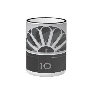 Ten Downing Street Door Ringer Mug