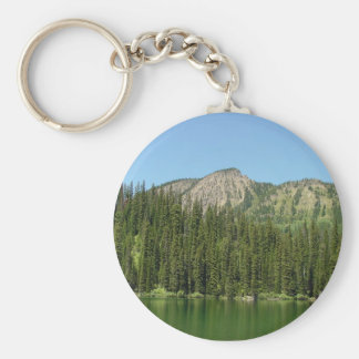 Ten Lakes Scenic Area Key Ring