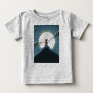 Ten Little Monsters: Willie the Wolf Howl T-Shirt
