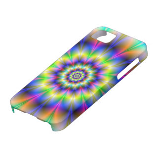 Ten Neon Petals iPhone 5 Barely There Case For The iPhone 5