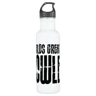 Ten Pin Bowling & Bowlers : Worlds Greatest Bowler 710 Ml Water Bottle
