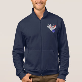 Ten Pin Bowling Mens Jacket