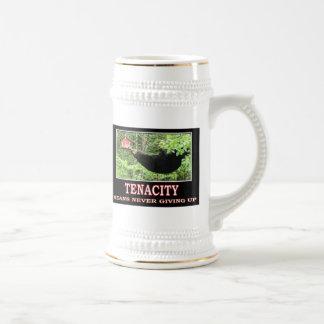 TENACITY BEER STEINS