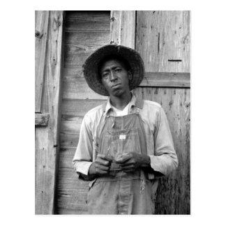 Tenant Farmer - 1939 Postcard