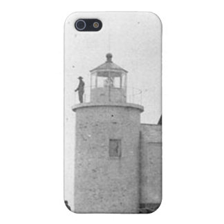 Tenants Harbor Lighthouse Cases For iPhone 5