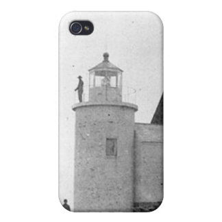 Tenants Harbor Lighthouse iPhone 4/4S Cases