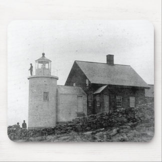 Tenants Harbor Lighthouse Mouse Pad