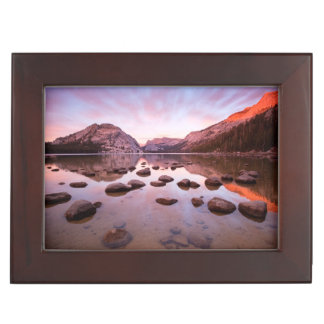 Tenaya Lake Keepsake Box