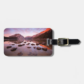 Tenaya Lake Luggage Tag