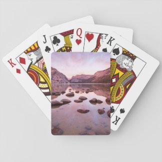 Tenaya Lake Playing Cards