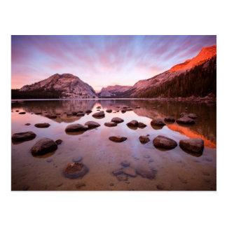 Tenaya Lake Postcard