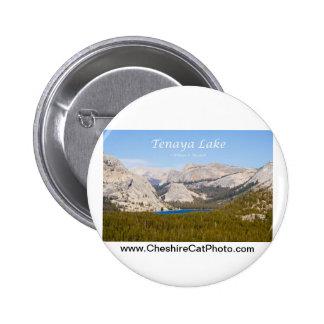 Tenaya Lake Yosemite California Products 6 Cm Round Badge