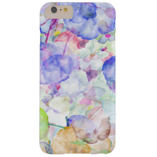 Tender and Brightly Flower Barely There iPhone 6 Plus Case
