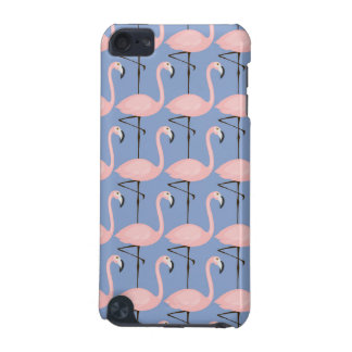 Tender Flamingo Pattern iPod Touch (5th Generation) Case