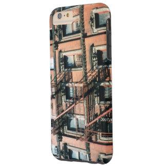 Tenement Building Phone 5 Case Tough iPhone 6 Plus Case