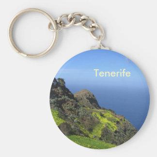 Tenerife 09 key ring