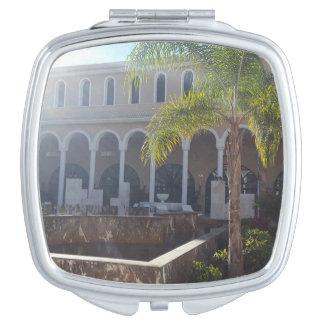 Tenerife Hotel in Sunshine Compact Mirror