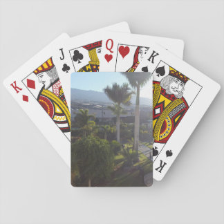 Tenerife Landscape Playing Cards