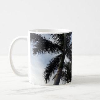 Tenerife Palm Trees Mug