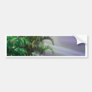 Tenerife shades bumper sticker
