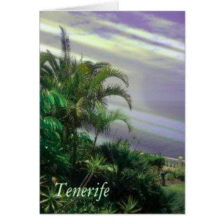 Tenerife,shades Card