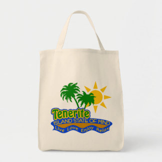 Tenerife State of Mind bag - choose style