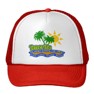 Tenerife State of Mind hat - choose color