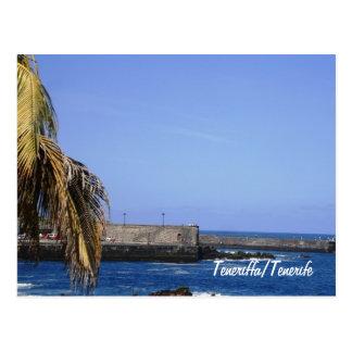 Tenerife/Teneriffa 03 Postcard