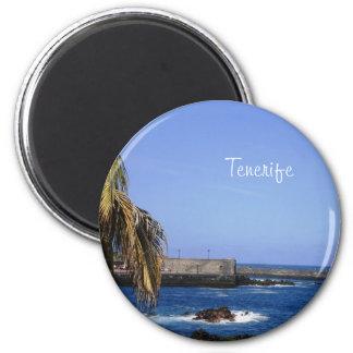 Tenerife Teneriffa 05 Fridge Magnet