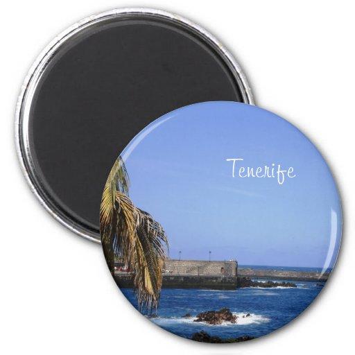 Tenerife/Teneriffa 05 Fridge Magnet