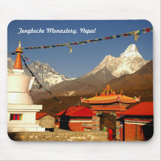 Tengboche Monastery, Nepal Mouse Pads