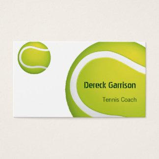 Tenis Coach | Sport Business Card