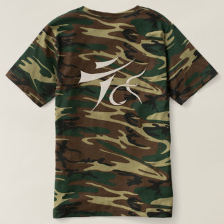 Tenkara on the Fly Camo Shirt