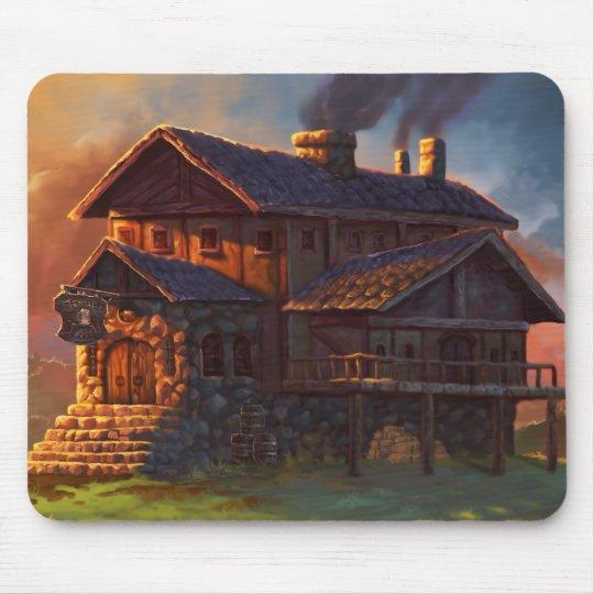 Tenkar's Tavern Mousepad