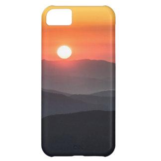 Tennant Mt, Graveyard Fields area, sunrise iPhone 5C Case